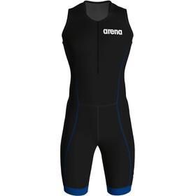 arena Tri Suit ST 2.0 Front Zip Swimsuit Men black/royal
